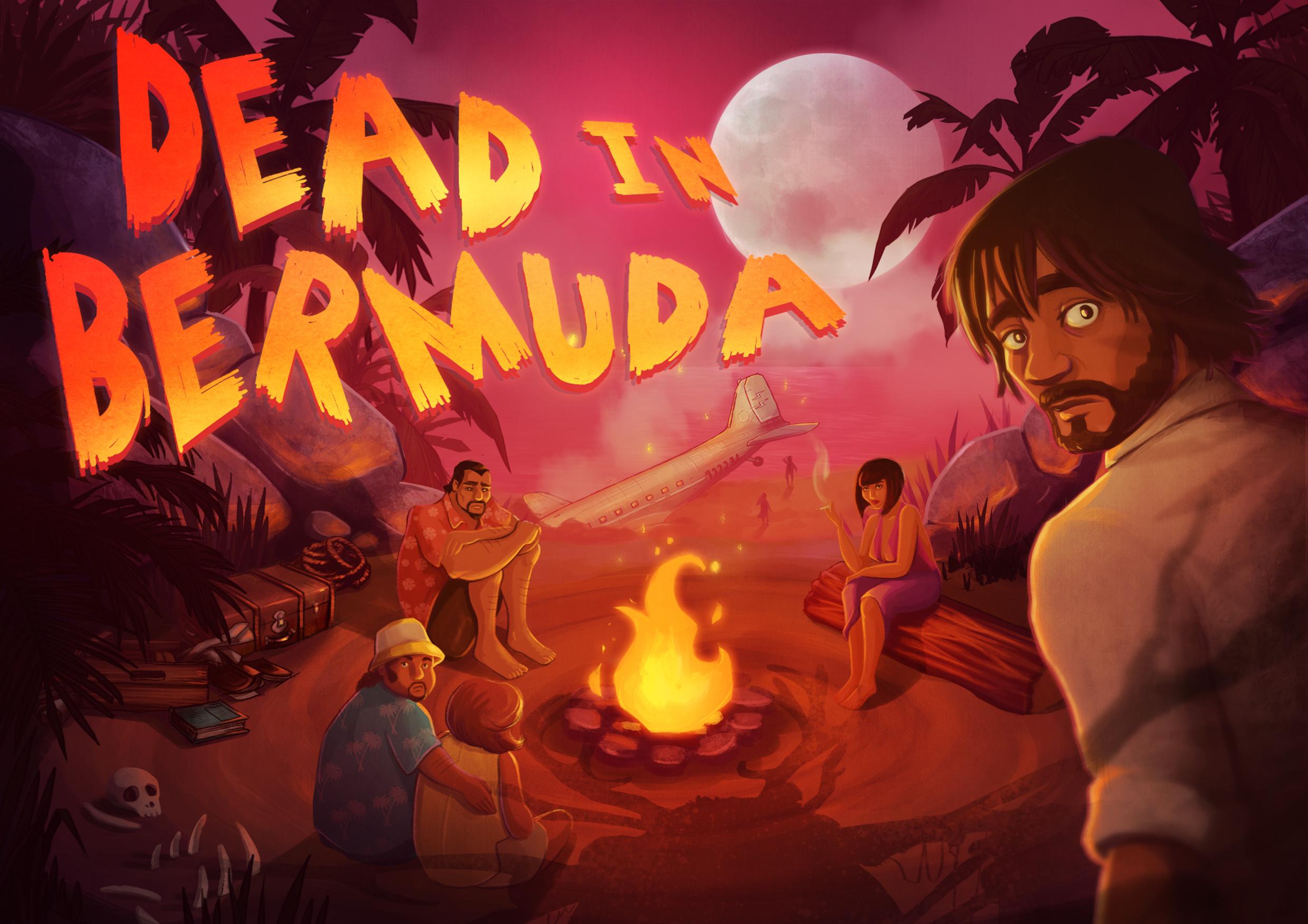 équipe TLS - Dead in Bermuda