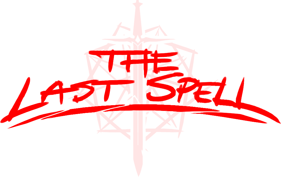 blog - The Last Spell logo
