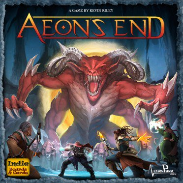 World building - Aeon's end