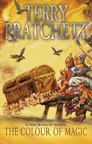 The Last Spell world building - Terry Pratchett